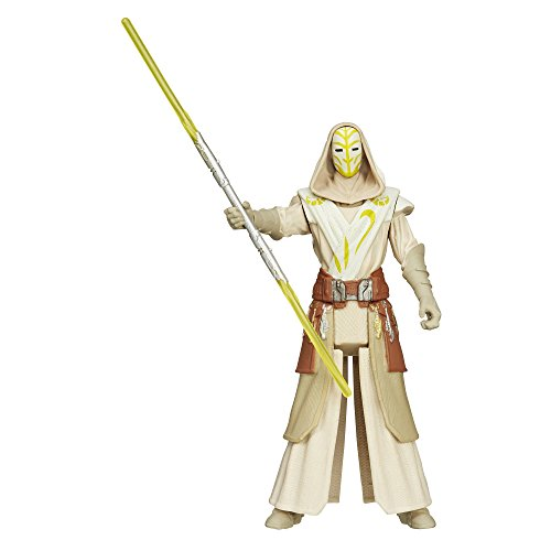 STAR WARS SAGA LEGENDS JEDI TEMPLE GUARD FIGURE