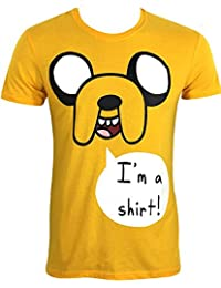 Adventure Time Shirt T-Shirt orange