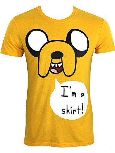 Adventure Time T-Shirt I'm a Shirt Größe L