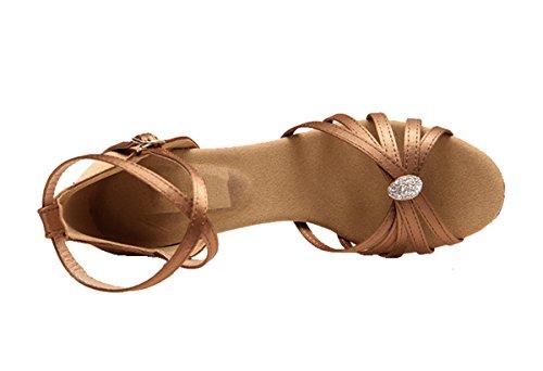 Miyoopark , Salle de bal femme Brown-7.5cm Heel