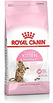 Royal Canin Dry Kitten Food Sterilised 2 Kg