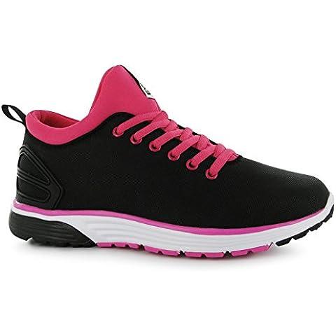 Everlast donna Texas Nylon Fitness e Sport Jogging scarpe da ginnastica Scarpe da corsa scarpe. - Texas Glitter