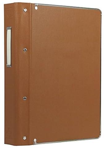 200-sheet vertical red B5 26 hole stuck Kokuyo S & T vinyl binder-MP (japan import)
