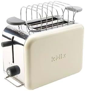 KENWOOD Kmix TTM022 1.25 Litre Toaster - Almond Cream