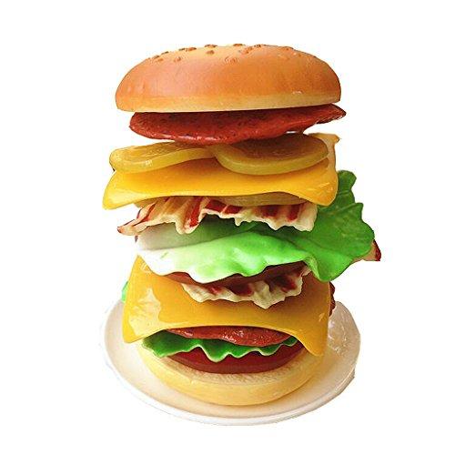 Juguetes Juegos de Imaginación Cocina Alimento Hamburguesas de Equilibrio Plástico Niños
