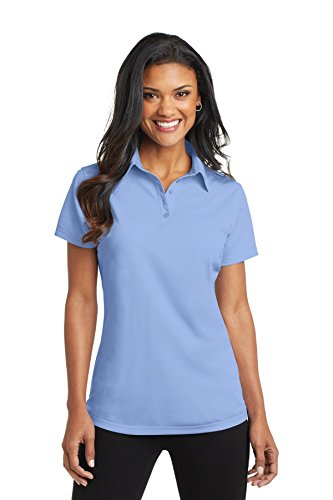 Port Authority -  Polo  - Donna Dress Shirt Blue