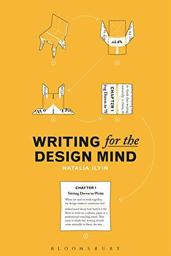 Writing for the Design Mind (English Edition)