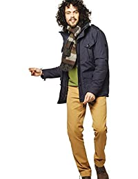 VEDONEIRE Mens Cotton Padded Artic Jacket (3048 NAVY) coat winter blue