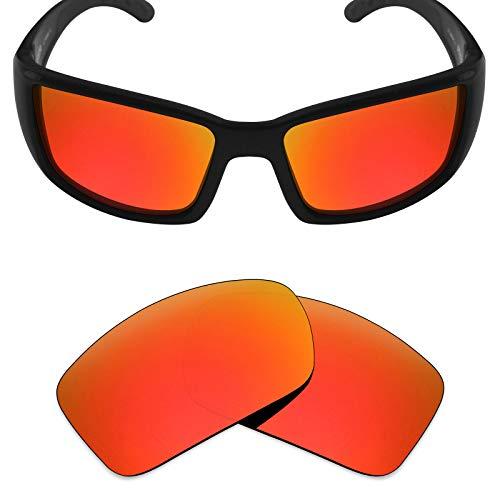 Mryok Ersatzlinsen für Costa Del Mar Blackfin - Rot - Einheitsgröße