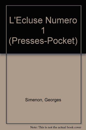 L'Ecluse, numéro 1 par GEORGES SIMENON