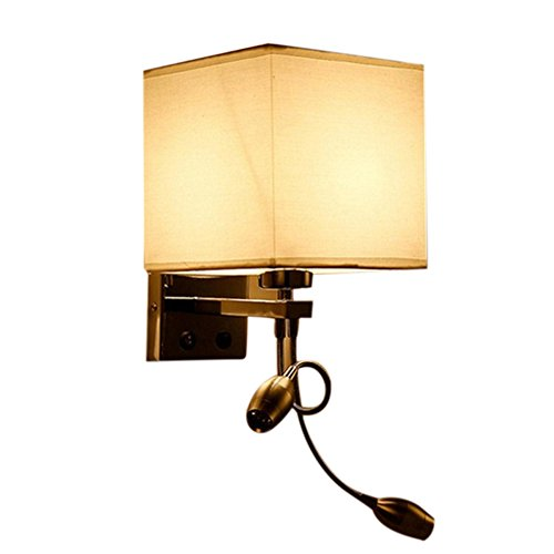 2 Light Frosted Glass Lampshades Led Wall Lamp Lustre Gold And Matte Black Metal Sconces Corridor Bracket Light Led Luminarias 100% High Quality Materials Lights & Lighting