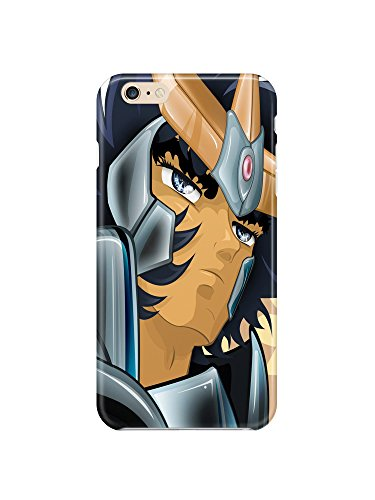 i6ps 0675 Phoenix Saint Seiya Glossy Coque Étui Case Cover For iPhone 6 Plus (5.5)
