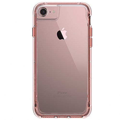 Griffin Survivor Clear Case Schutzhülle für Apple iPhone 7/6s/6 - Gold/Transparent Gold/Transparent
