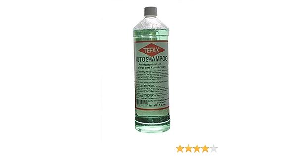 Pgv Autoshampoo 1 Liter Shampoo Fürs Auto Reinigt Gründlich Pflegt Und Konserviert Auto