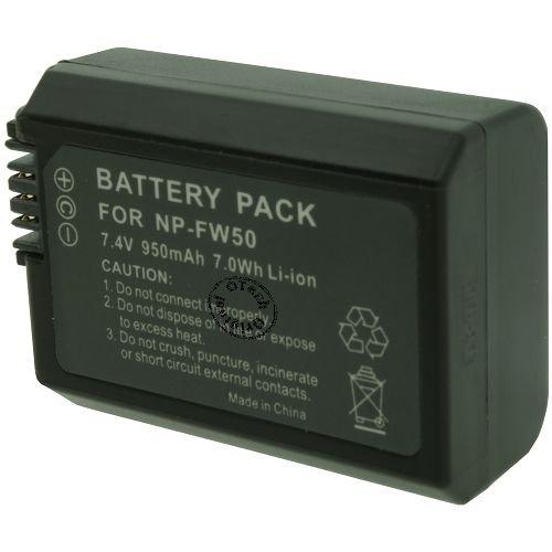 Batteria compatibile per SONY NP-FW50