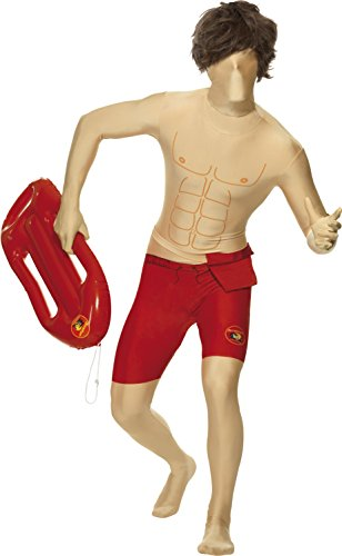 Men's Baywatch Second Skin Suit - Medium or Large