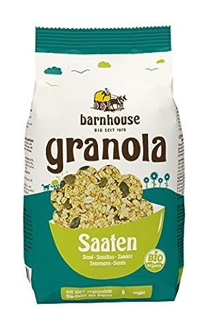 Barnhouse Granola Saaten, 6er Pack (6 x 375 g)