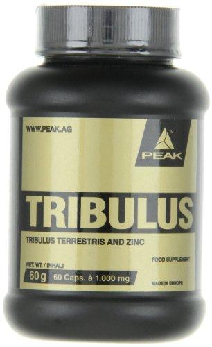 Peak Tribulus Terrestis, 60 Kapseln, 1-er Pack (1 x 60 g)