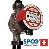 Circulador SPCO fgd25–6clase energía a calefacción central Empuje vertical 6metros con Set de empalme 2piezas