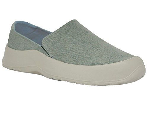 SoftScience Uc0001bdn Drift Damen-Schuhe aus Leinen Einheitsgröße denim