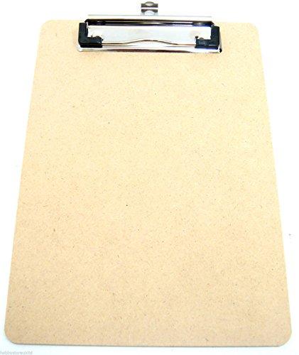 A5 Clipboard Clip Boards Small Mini Clipboard Holder Wooden Clipboard Masonite