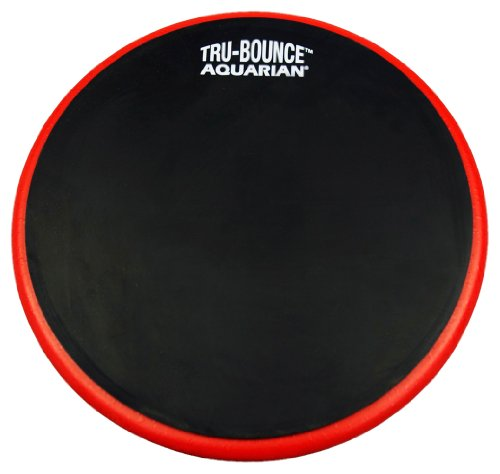 Aquarian Tru-Bounce 30 cm (12 Zoll) Schlagzeug Practice Pad / Übungspad