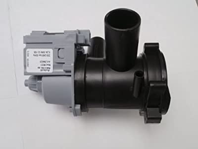Washing Machine Drain Pump Base and Filter Housing Assembly Fits Bosch from Maddocks