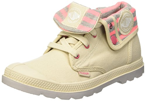 palladiumbgy-z-lp-k-scarpe-da-ginnastica-basse-unisex-bambini-bianco-blanc-casse-b98-ivory-vapor-sun