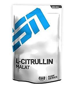ESN L-Citrullin Malat, Raw Series, 1er Pack (1 x 500g Beutel)