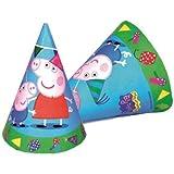 Peppa Pig - Recordatorio para cumpleaños (16000729) (importado)