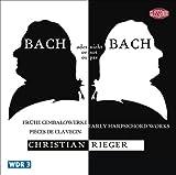 Bach ou pas Bach ? oeuvres de jeunesse pour clavecin d'authenticite douteuse