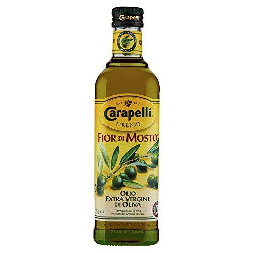 Carapelli fior di mosto olio extravergine di oliva 0,75 l - [confezione da 4]