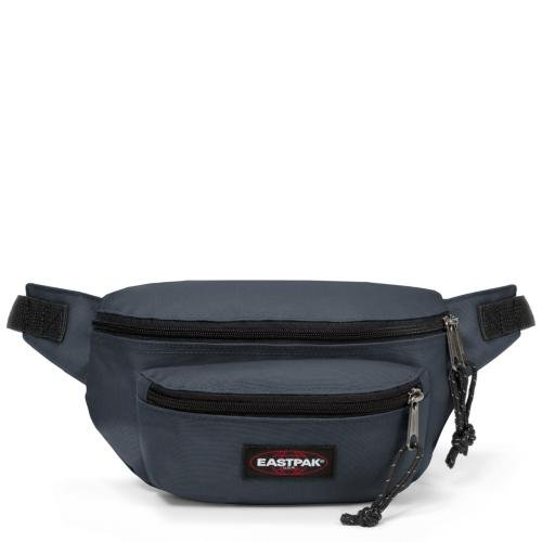 Eastpak Doggy Bag Gürteltasche, 27 cm, 3 L, Quiet Grey