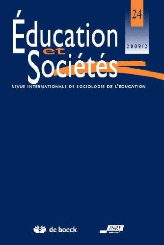 Education et Sociétés, N° 10, 2/2002 : Jeu, loisirs et éducation informelle