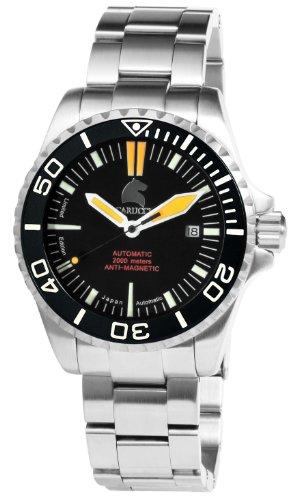 Carucci CA4401GR Men's Wrist Watch