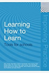 Learning How to Learn (Improving Practice TLRP) Paperback