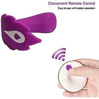 Plswg Jtlpkl El masajeador Clitoris Tiene 10 Modos de vibración (9.5 cm) | Vibración Impermeable