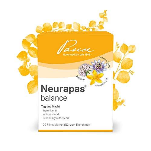 Neurapas balance | stimmungsaufhellend, entspannend & beruhigend | 100 St