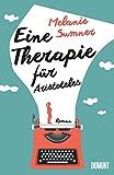 Eine Therapie für Aristoteles: Roman von Melanie Sumner