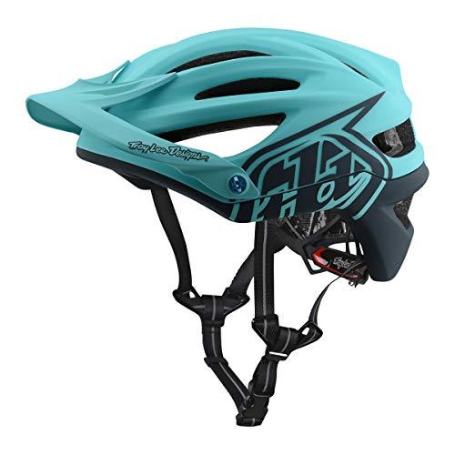 Troy Lee Designs Enduro-MTB-Helm A2 Türkis Gr. M/L