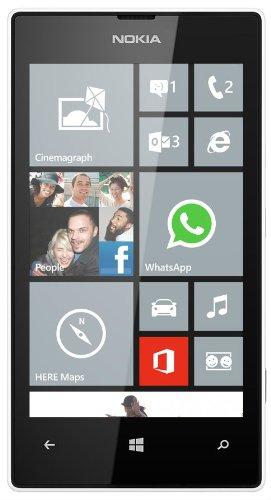 Foto Nokia Lumia 520 Smartphone, White [Italia]