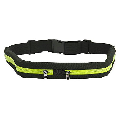 Riñonera Running Cinturón Belt Impermeable Belt