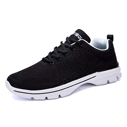 35172c4dd3c1e Mesily Men Women Sports Running Shoes Athletic Sneakers Lightweight  Non-Slip Trainers for Walking Jogging