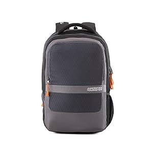 American Tourister 29 Ltrs Black Laptop Backpack (AMT TECH Q Laptop BKPK01 Black)