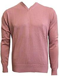 Sweatshirt Basic - Regular Fit Winter Pulli Fleecepant Original von Tisey®