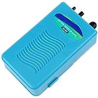 MUANI 2L / min Wasserdichte bewegliche Trockenbatteriebetriebene Fisch Aquarium Luftpumpe Oxygenator preisvergleich bei billige-tabletten.eu