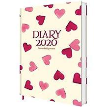 Emma Bridgewater Hearts A6 Diary 2020