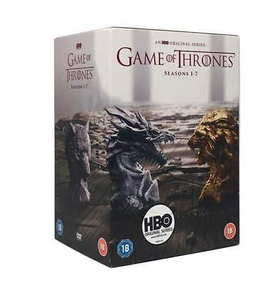 game of thrones 6 staffel Game Of Thrones Season 1-7 DVD UK import