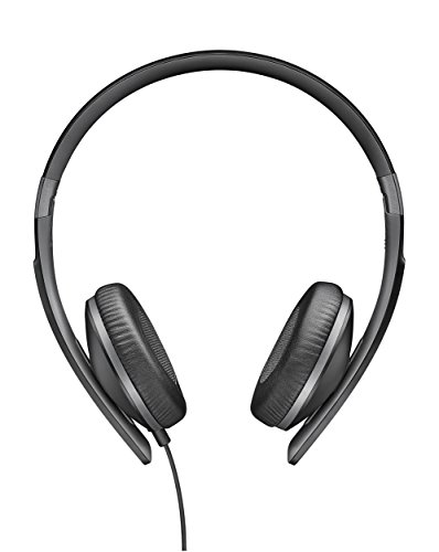 Sennheiser HD 2.30i On-Ear Closed Back Headphones for iOS - Black