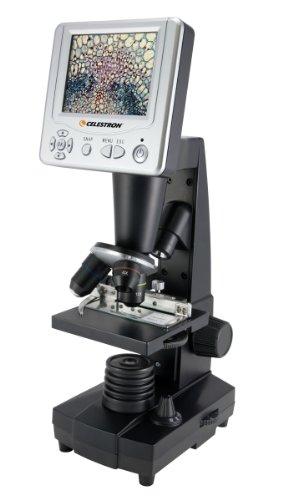 Celestron LDM Digitales LCD-Mikroskop (8,9 cm (3,5 Zoll) LCD, 2 Megapixel-Kamera)